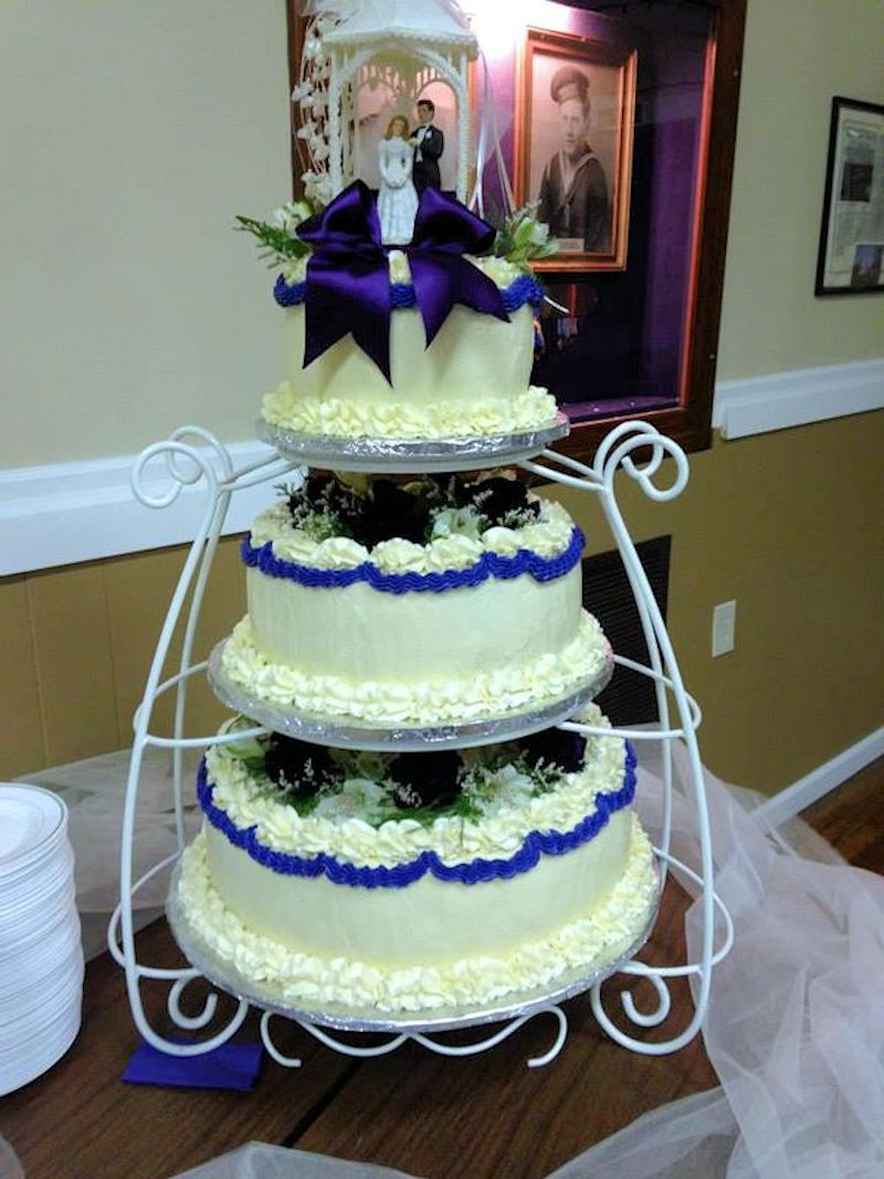 3 tier wedding cake wedding cakes quot cakes by lynette luray va cakes by lynette 10274